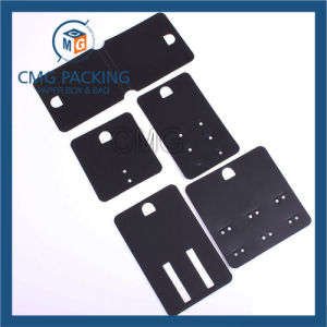 Plastic Card Custom Made Jewelry Display Tag (CMG-111) pictures & photos