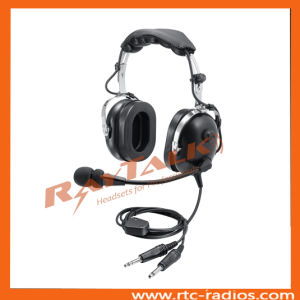 Active Noise Cancelling Aviation Headset pictures & photos