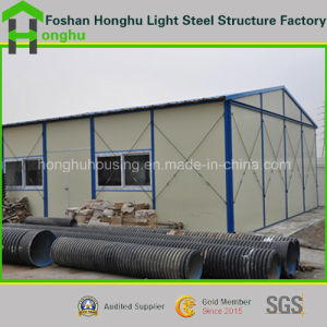 Composite EPS Sandwich Panel Board Prefabricated House pictures & photos