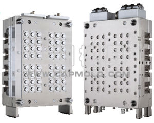 48 Cavities Thread Cap Mould for Plastic Injection Mould