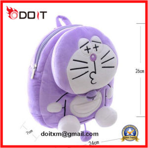 Cute Design Plush School Bag Kids Backpack pictures & photos