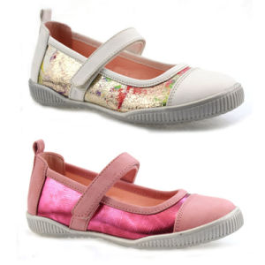 2015 Cheap Shoes From China Company Colorful Girls Flat Shoes