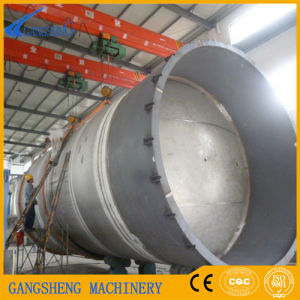 Carbon Steel Water Storage Tank Fabrication for Water Treatment pictures & photos