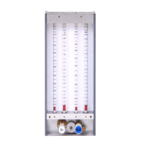 Flow Meter with Four Tubes pictures & photos