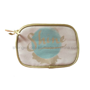 High Quality Canvas Cosmetic Bag in 2016 Year