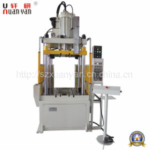 SGS Customized Hydraulic Trim Press with Car′s Steering