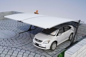 Strong and Steady Canopy Carport with All-Alminum Frame pictures & photos