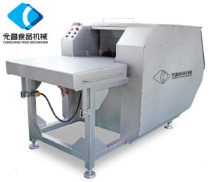 Automatic Frozen Meat Slicer 3000kg/H pictures & photos