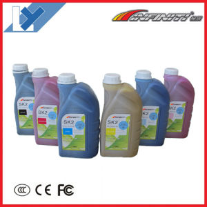 Challenger Sk2 Eco Solvent Ink for Spt255/12pl Print Head pictures & photos