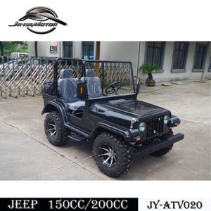 4 Storke CVT with Reverse 200cc UTV Buggy with Ce Approved (JY-ATV020) pictures & photos