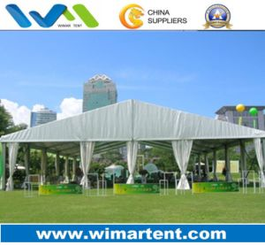 Large Royal White Roof Party Marquee for 1000 People