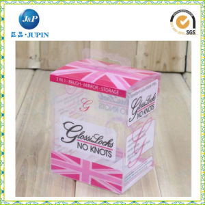 Transparent Clear PVC Box with Color Printing (JP-pb002) pictures & photos