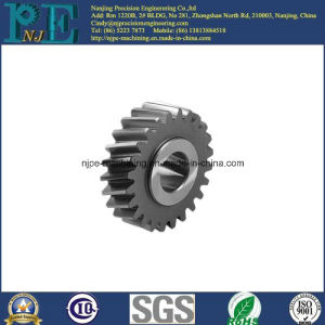 Custom CNC Machining Gears for Machinery Parts