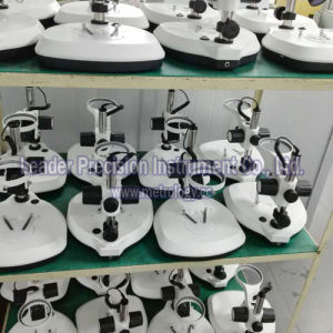 Manual Routine Inverted Biological Microscope with Quintuple Nosepiece (LIB-305) pictures & photos