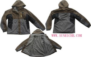 Men′s Outdoor Jacket (HW12) pictures & photos