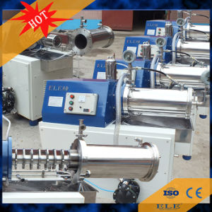 Horizontal Sand Mill Disc Type pictures & photos