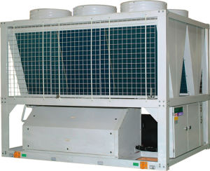 Air Cooled Heat Pump with R407c Refrigerant