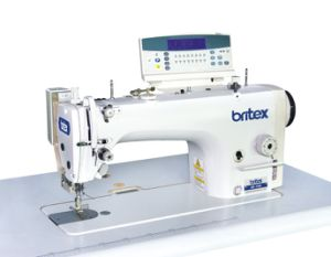 Br-7200 -403 Direct Drive Lockstitch Machine with Auto-Trimmer pictures & photos