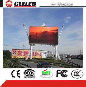 Wholesale Outdoor Full Color Advertising LED Digital Billboard pictures & photos