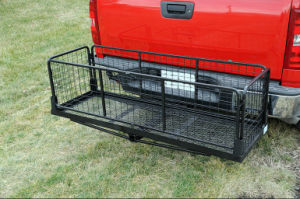 Cargo Carrier High Quality Folding Rear Basket Carrier