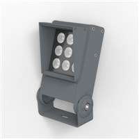 New Model LED Flood Light Osram/CREE LED Outdoor Lighting with Shade Cover
