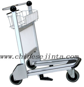 Airport Passenger Baggage Trolley Cart (JT-SA02) pictures & photos