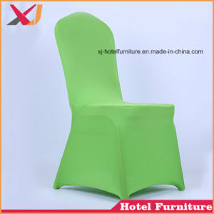 China Wholesale Cheap Wedding White Spandex Banquet Chair Covers China Chair Cover And Chair Cloth Price