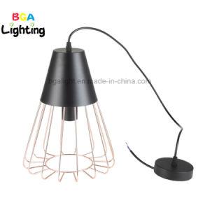 E26 Creative Metal Iron Cage Modern Pendant Lighting