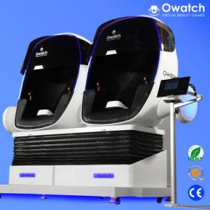 177cb2d5ffe China Guangzhou 2 Seats 9d Vr Cinema Single Seat 9d Vr Simulator for  Supermarket