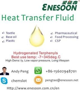 L-Qd360 Hydrogenated (Modified) Terphenyls Heat Transfer Fluid Oil