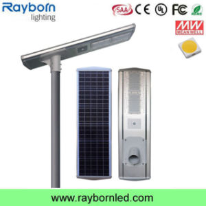 IP65 Outdoor Integrated 50W/60W/70W/80W Solar LED Street Light for Road