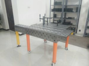 Welding Table For Sale >> 2019 Hot Sale Cast Iron 3d Welding Table From Trueplate