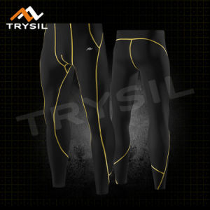 Men′s Sport Leggings Tight Compression Pants for Gym Wear