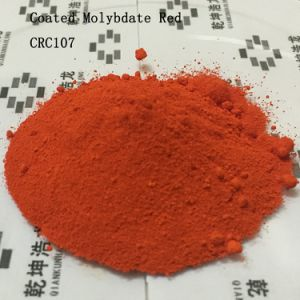 Coated Molybdate Red P. R. 104