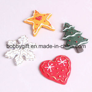Resin Fridge Magnet Souvenir Christmas Gifts pictures & photos