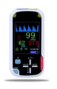 Handheld Pulse Oximeter with Bluetooth Ce ISO at Competitive Price pictures & photos