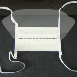 Disposable Non-Woven Surgical Face Mask with Tie