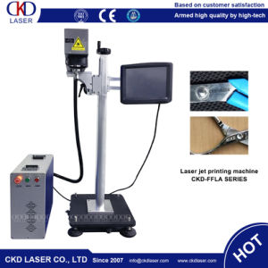 Fly Marking Laser Machine with High Speed for Online Marking pictures & photos