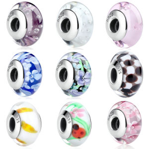 925 Sterling Silver Beads Murano Glass Beads European Glass Beads Charm pictures & photos