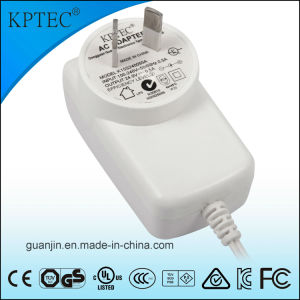 25W Adapter with Rcm and Meps Certificate