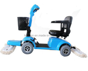 Artificial Stone PVC Tile Epoxy Floor Cleaning Wiping Machine pictures & photos