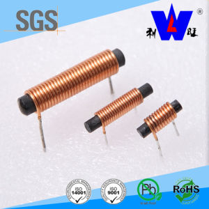 10uh Ferrite Rod Core Coils, Copper Wire Coil pictures & photos