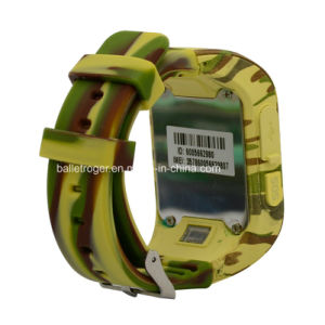 Smart Watch with GPS, Lbs, Kids Watch pictures & photos