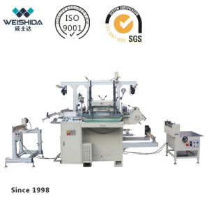 Wa600 Automatic Multifunctional Hi-Speed Paper Die Cutting Machine