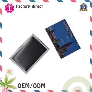 Home Decoration Custom Printed Paper Refrigerator Magnet Tin Fridge