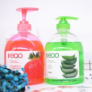Natural Washing Liquid Soap Hand Wash Strawberry Freshness&Moisture pictures & photos