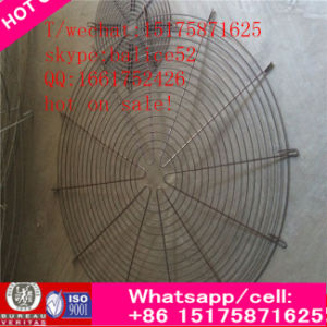 60mm, 80mm, 92mm, 120mm Computer Fan Grill Metal Fan Guard pictures & photos