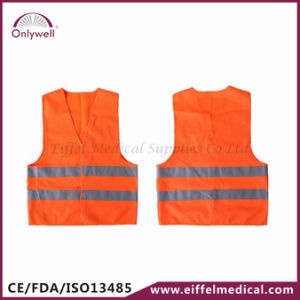 En ISO 20471: 2013 First Aid Reflective Safety Clothes