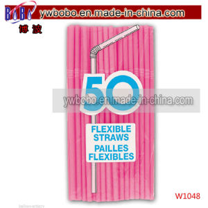 Party Drinking Straws Best Birthday Wedding Party Gift (W1048) pictures & photos