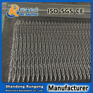 Hardening Furnace Wire Mesh Conveyor Belt pictures & photos